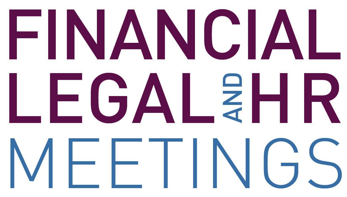 Finance and RH Meetings