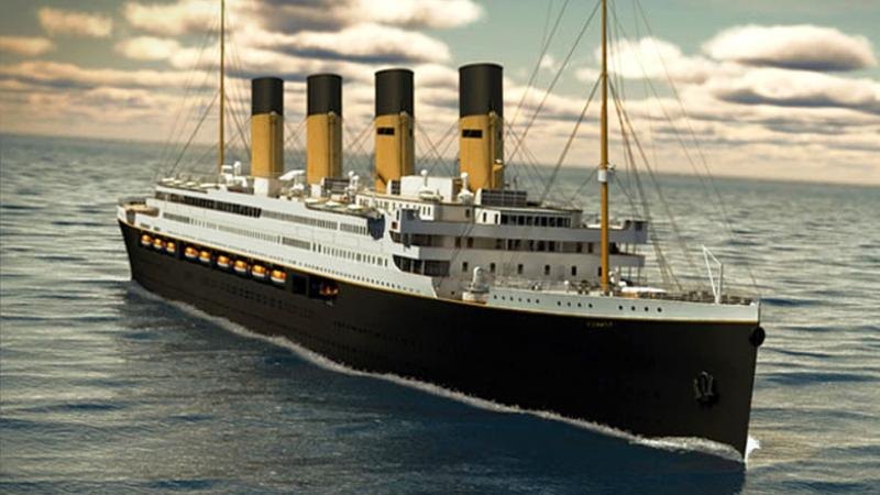 le titanic le retour la news ev nement s. Black Bedroom Furniture Sets. Home Design Ideas