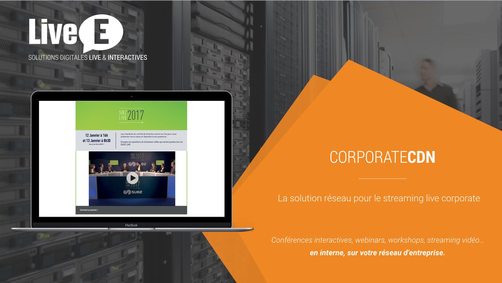 CorporateCDN