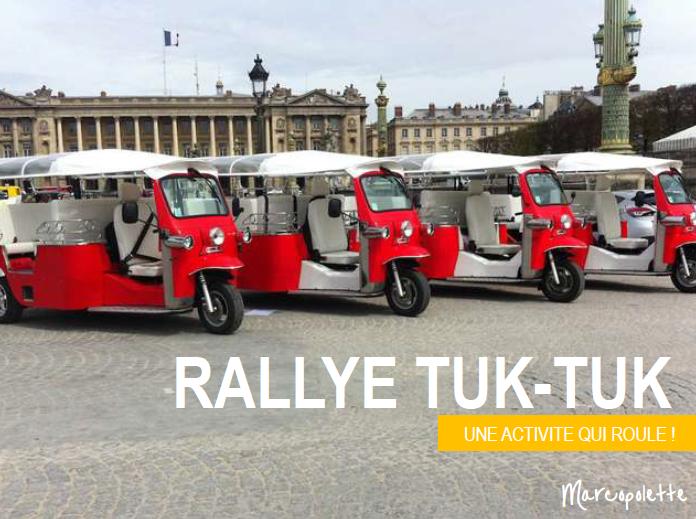 Rallye Tuk-Tuk