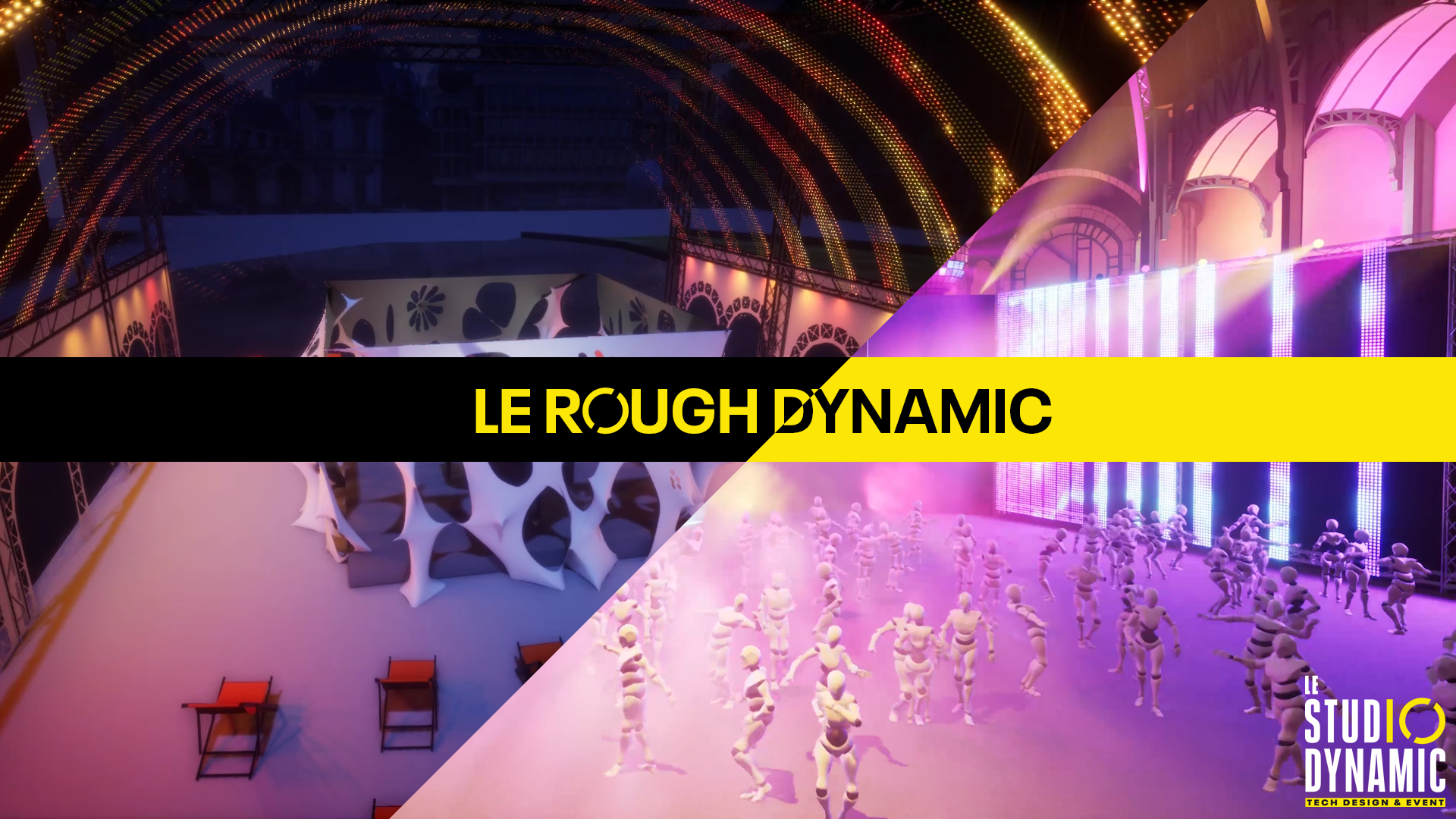 Le Rough Dynamic