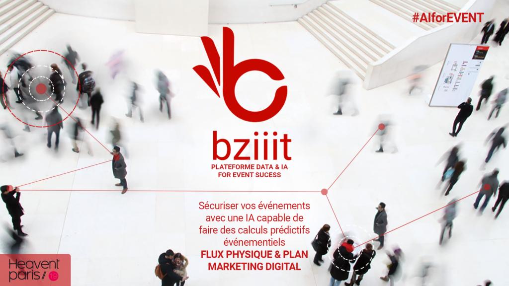 DATA & AI for EVENT SUCCESS par bziiit