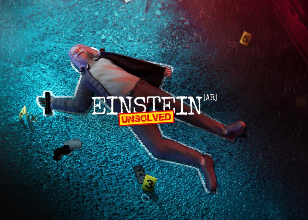 Einstein Unsolved par CBR Team Building
