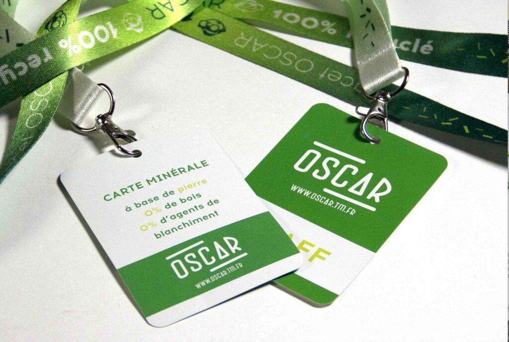 Carte minérale par OSCAR
