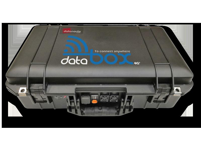 DATABOX 4G - Wi-Fi par DATANAUTE