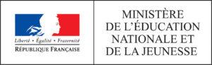 Avec le soutien du Ministère de l'Éducation nationale et de la Jeunesse